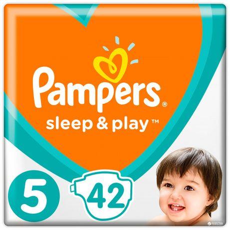 Продам упаковку Памперс 5 sleep&play
