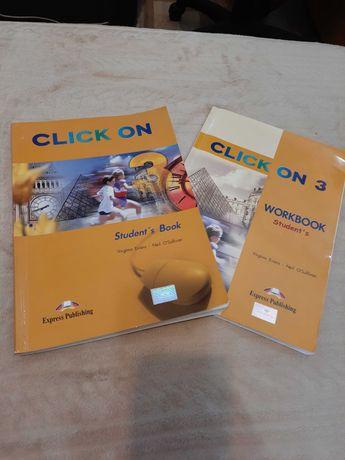 Click on 3 книга и рабочая тетрадь.