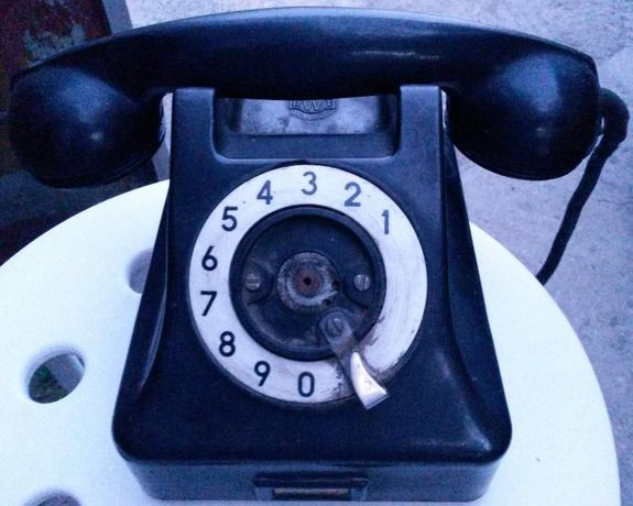Telefon RWT z PRL-u
