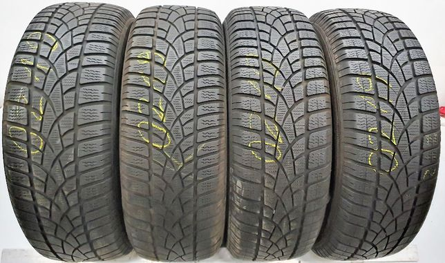 4x 215/65/16 Dunlop Sp Winter Sport 3D 98H OZ19
