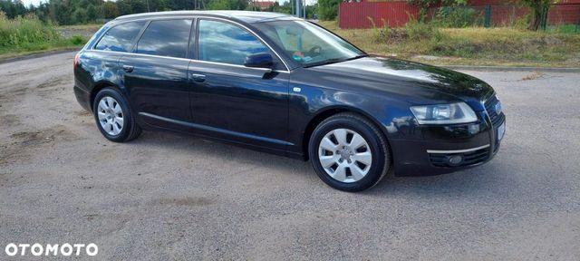 Audi A6 3,0TDI 233ps Xenon Navigacja Skórzana Tapicerka