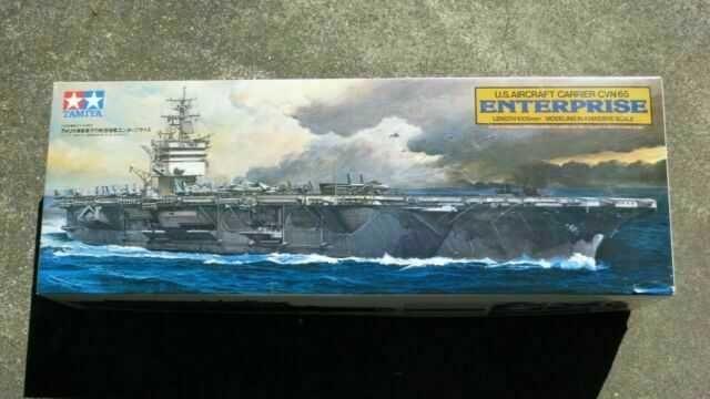 Tamiya USS Enterprise CVN-65