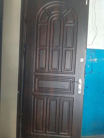 Боронированная дверь входная