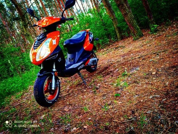 Skuter ventus-moto sport