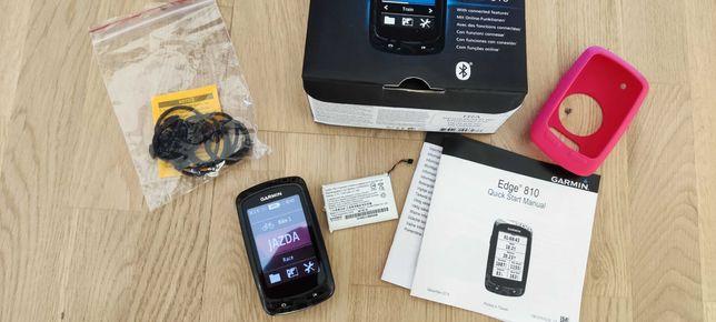 Garmin Edge 810 , używany, nowy akumulator stan idealny