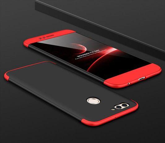 Чехол Full Cover 4D Huawei Nova 2 3i 4 5T Honor 8C 8 Max 20 Note 10