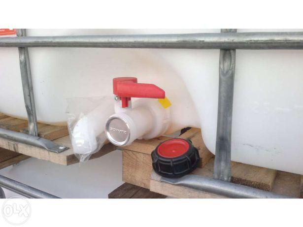 Depósitos 1000 litros cubas tanques usados como novos