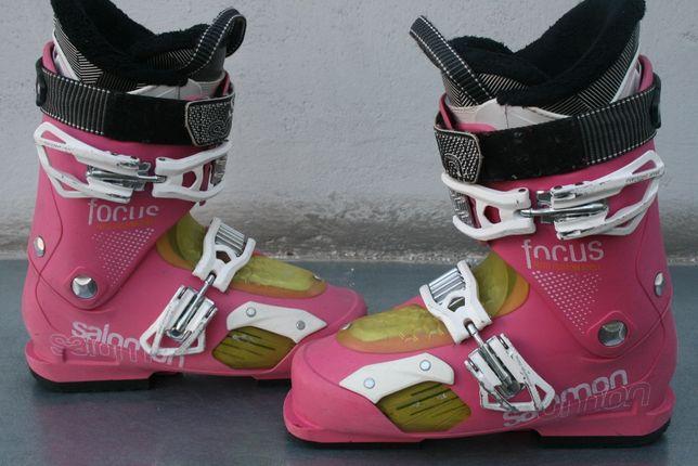 buty narciarskie damskie Salomon Focus rozmiar 37 - 38 (24 cm