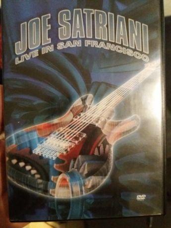 Joe Satriani Live in San Francisco