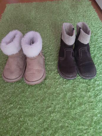 Botas menina de inverno
