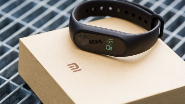 Xiaomi Mi Band 2 bracelete Smartwatch Android iOS