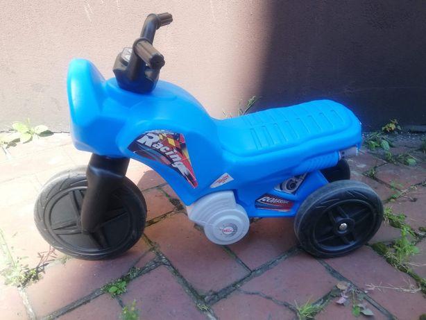 Rowerek motorek biegowy