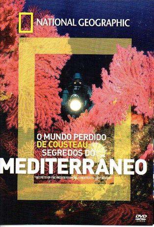 SEGREDOS DO MEDITERRÂNEO (Portes de envio incluídos)