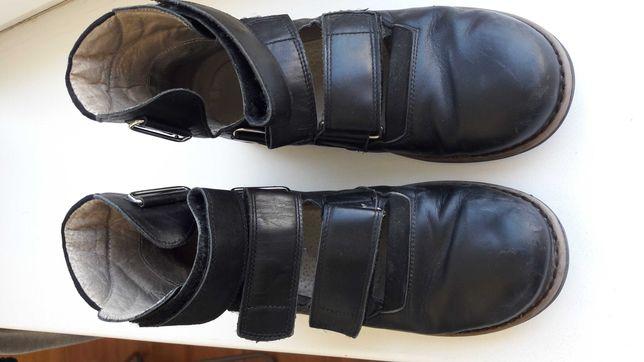 Ортопедические туфли мальчик 38р