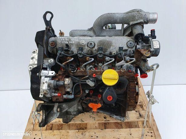 Motor OPEL RENAULT NISSAN 1.9L DCI 100 CV - F9Q760