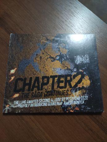 Płyta muzyczna chapter 2 the saga continous rap hip hop