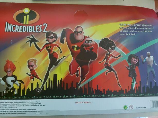 Figurki Incredibles 2 .Zabawki.