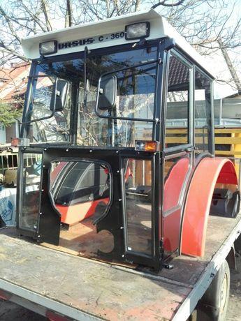 Kabina kabiny Ursus  ciągnik C-330 C-360 Mf Bizon  do C-360