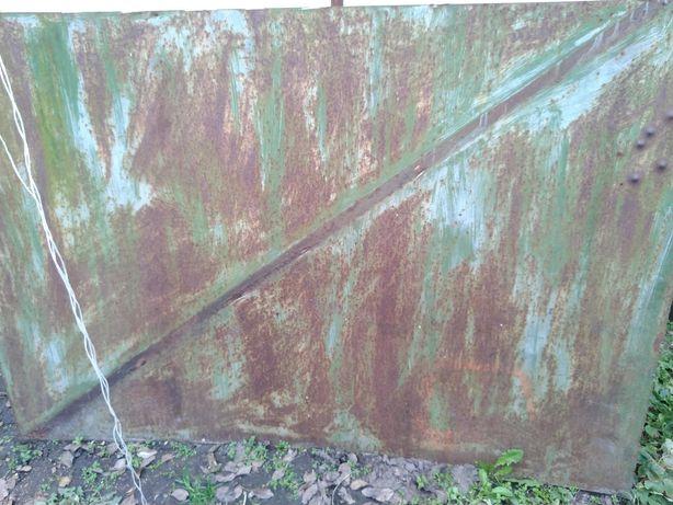 Лист металла, лист железный