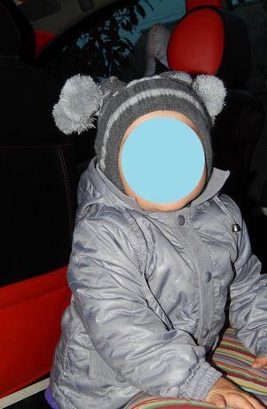 Куртка демисезонная детская тм БЕМБИ, р.86