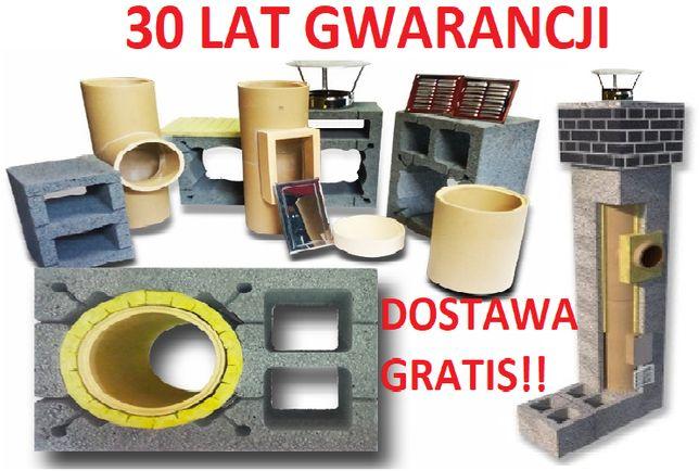 Komin 7m fi 200 Komin systemowy Ceramiczny Dostawa Gratis !!PROMOCJA