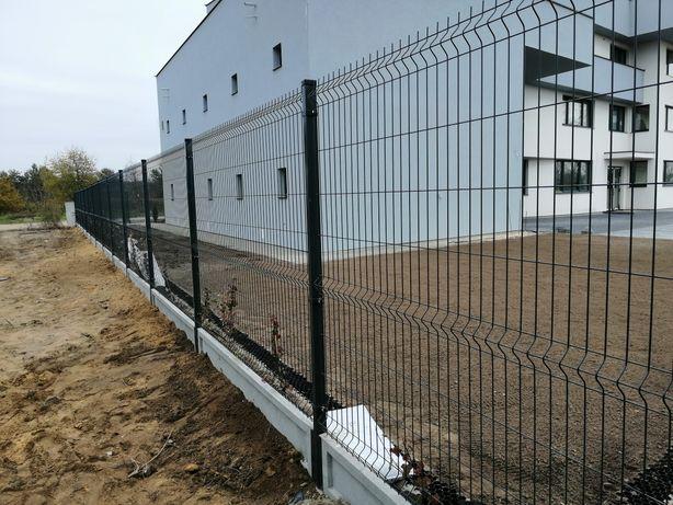 Ogrodzenie panelowe 153cm 41zł
