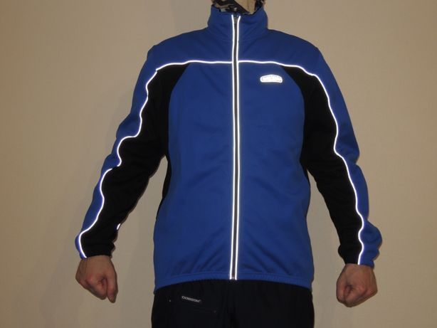 фирменная вело куртка ветровка Shamp р.XXL (56)