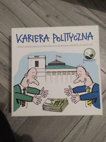 Kariera polityczna -Mleczko