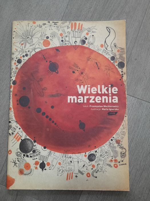 Wielkie marzenia Wechterowicz Warszawa - image 1