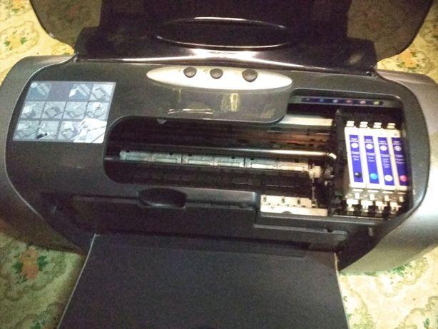 Струйный принтер Epson R200