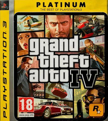 Gta 4  Ps3 Playstation 3