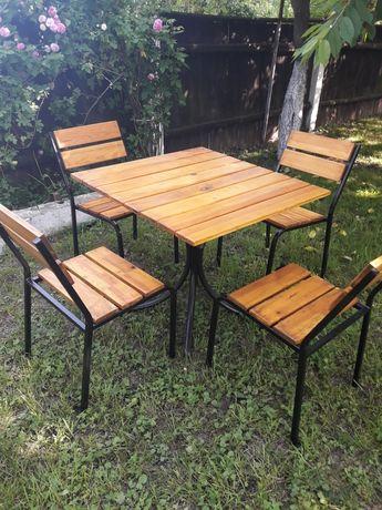 Комплект мебели столов и стульев
