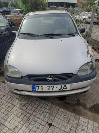Vendo Opel corsa 1.5TD inteiro ou peças