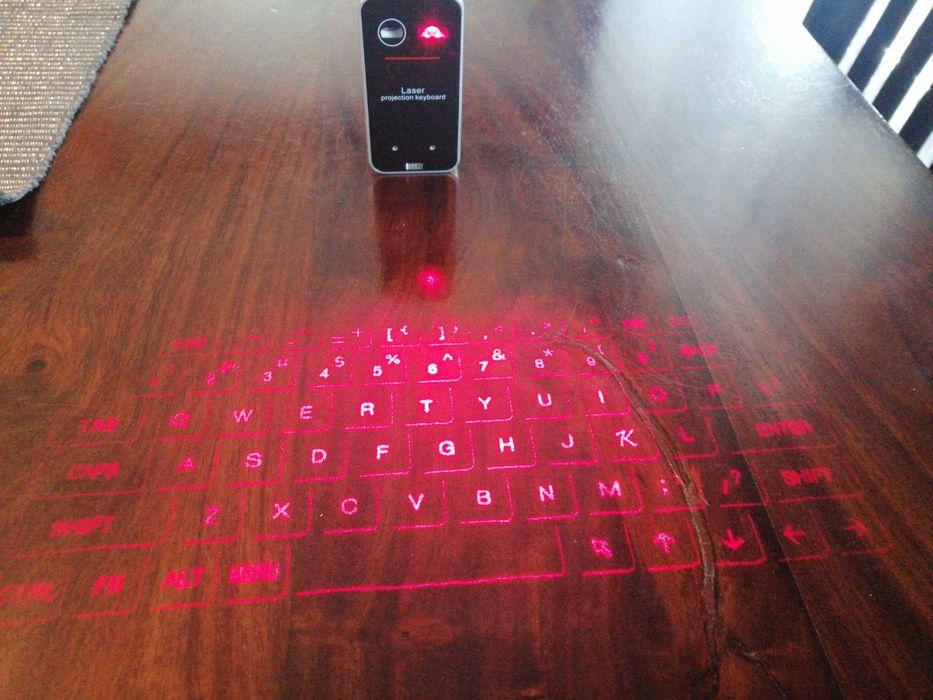 Klawiatura laserowa Laser Projection Kayboard Brzeszcze - image 1