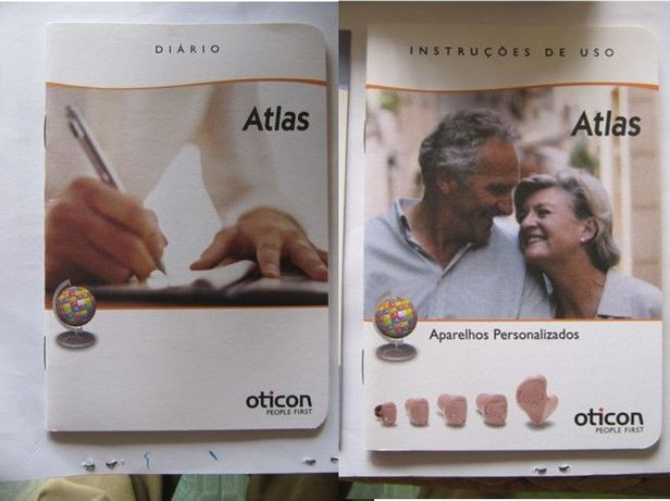 kit para equipamento auditivo