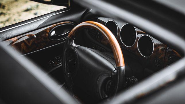 Kierownica Jaguar x308