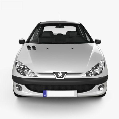 Лобовое стекло Peugeot 206