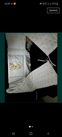 Ochraniacz na łóżeczko 120x60