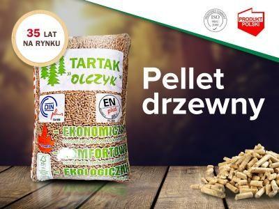 Pellet Dostawa GRATIS ENplus-A1 OLCZYK Pelleton Lava Olimp Ekogroszek