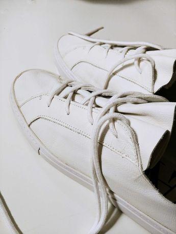 Skorzane buty soft ZARA, 41