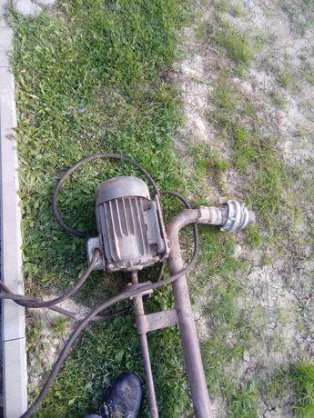 Pompa do brudnej wody, gnojowicy, szamba