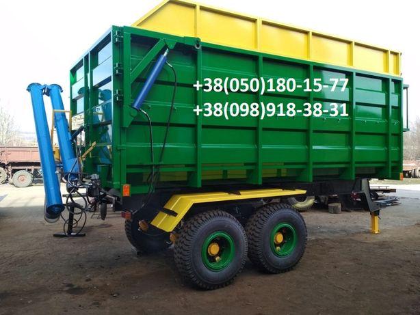 Прицеп тракторный( зерновоз ) 2ПТС-9, НТС-16 переоборудование .
