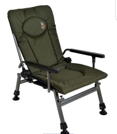 Кресло карповое Elektrostatyk F5R ST