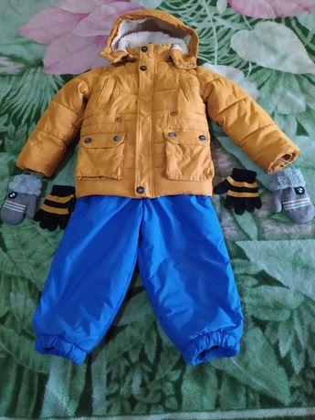 Зимні куртка та штани