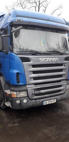 Продам SCANIA R420 HPI. 2007р.