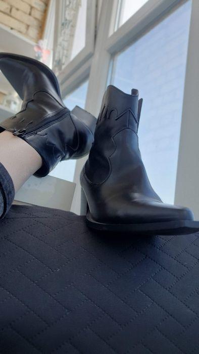 ботинки козаки reserved Харьков - изображение 1