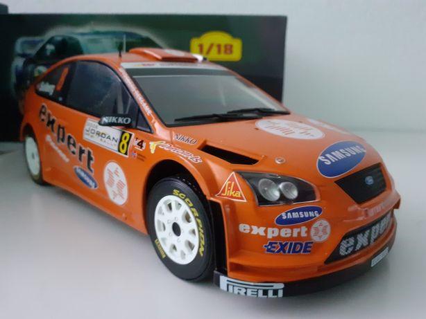 Ford focus WRC novo