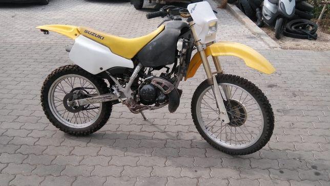 Suzuki RMX 50cc.