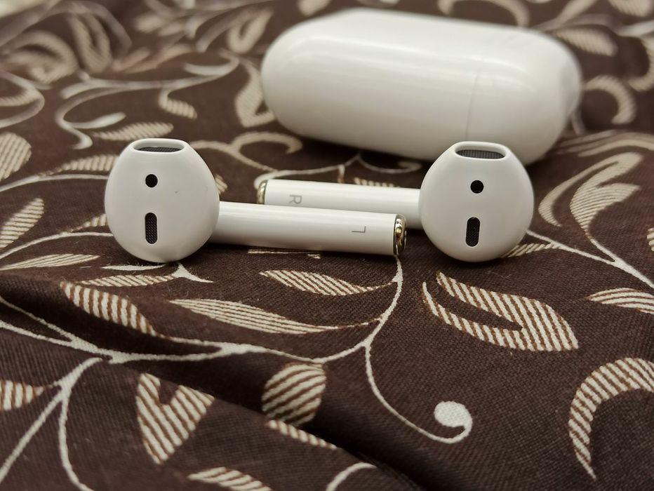 Apple Airpods 2 Полный комплект Оригинальные Калиновка - изображение 1
