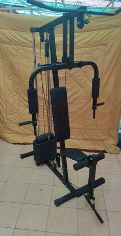 vendo maquina de musculação \ maquina de ginásio \ multifunções